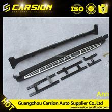 Aluminiun alloy side step bar for Nissan X-Trail 2014 running board 4x4 accessories