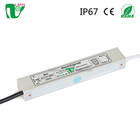 60V 36W LED Guardrail tube power supply