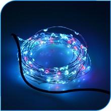 Wedding Decoration Customize 12V Solar Mini Lights Led String