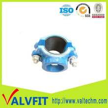 Ductile Iron pipe saddle clamp