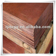 copper sheet plate cathode copper prices per ton