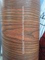 la nueva película de madera del grano del pvc para los muebles