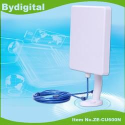 20dBi 1R1 2.4G 150m 500mw 802.11ac ralink rt3070l wireless wifi usb adapter