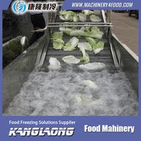 Large Capacity Vegetable Fruit Blancher Machine Blanching Equipment Blanching Machine
