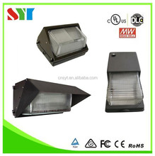 Hotsale 60w 80w 90w 100w 120w led wall pack lights UL Meanwell driver cool white