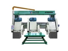 3TQ100 automatic three piece of Marble Wire Saw Stone Cutting Machine