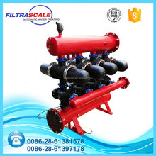 automatic disc water filter main line water filter