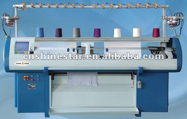 Fully Fashioned Knitting Machines : Fully fashion flat knitting machine buy