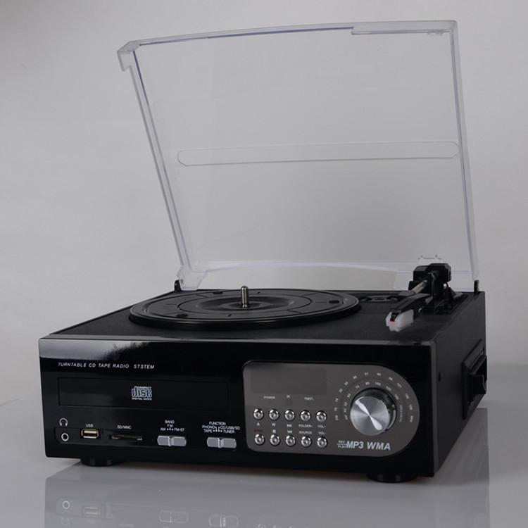 Usb Sd Encoding Playing Am Fm Pll Tuner Radio Cassette