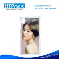 High Quality PC Phone Case for SONY L39H/ Experia Z1