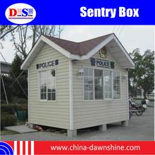 Well-designed Light Steel Guard House/Sentry Box/Watch House, Prefab House