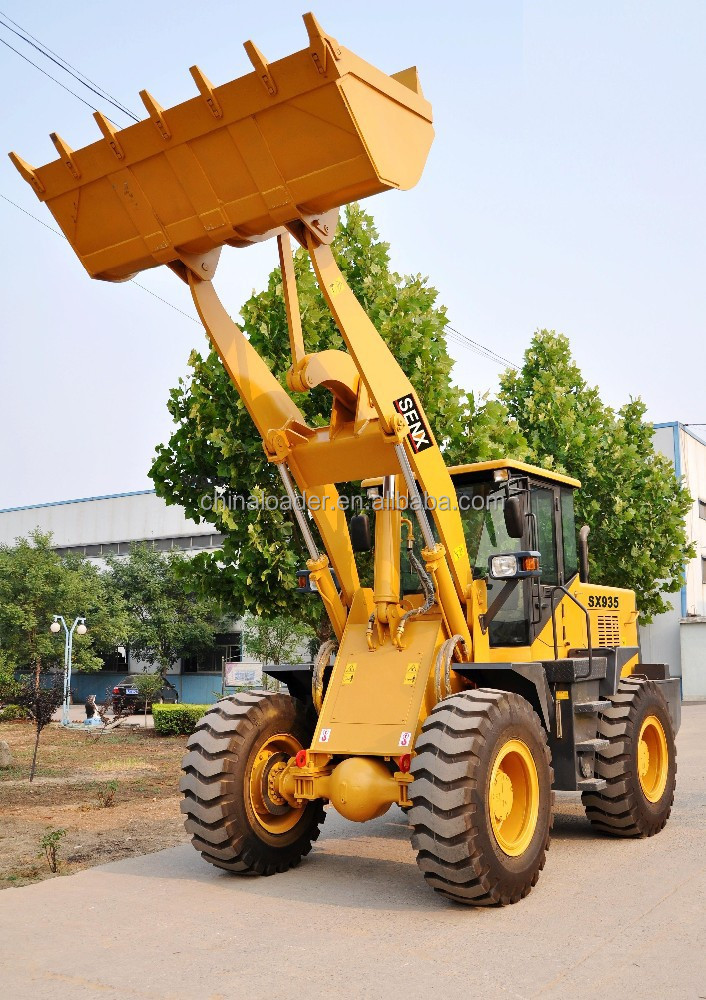 Tractor Front End Weights : Small tractor front end loader operate weight kgs