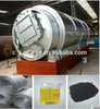 Waste tires to crude oil equipment used tire pyrolysis plant for sale waste tire pyrolysis recycling machine with CE