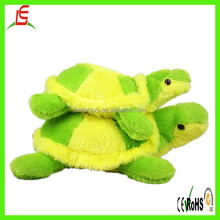D339 2016 factory supply cute plush turtle pillow plush sea animal toys