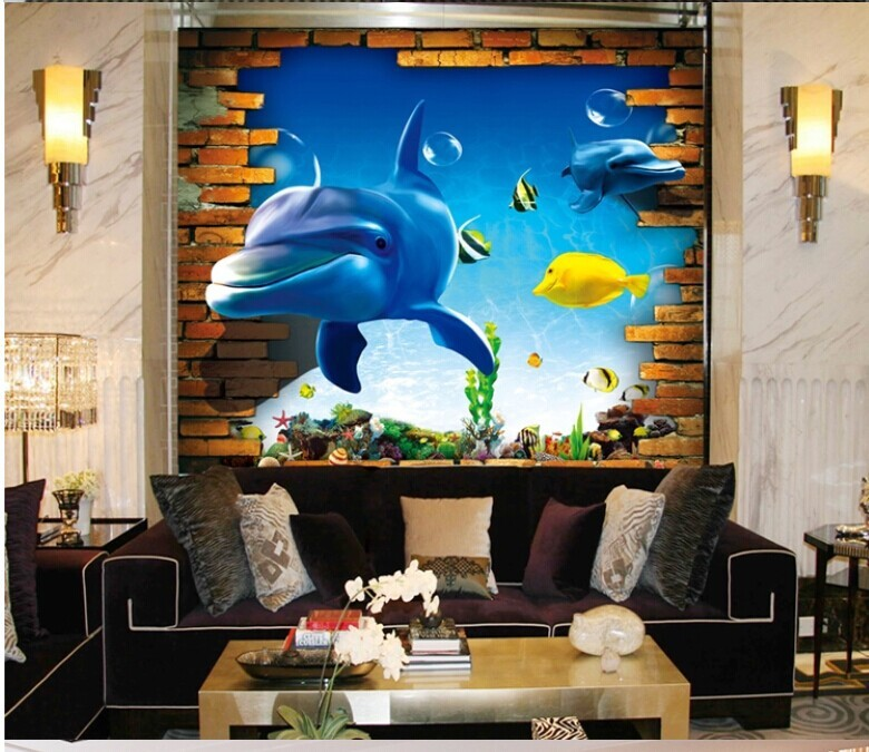 3d Wallpaper Decor : D wall murals wallpaper buy
