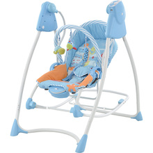 China Factory distribution electric baby children swing products