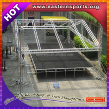 ESI factory best price aluminium truss and stage and podium stage
