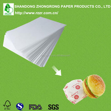 Good matte coated waterproof wrapping paper