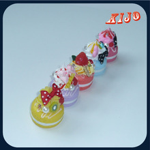 2014 fashion and promotion soft pvc/pu Cake gift