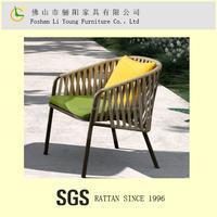 Hand made wooden sofa coffee chair garden set for home & garden furniture RW06-3501