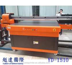 High definition uv flatbed printer for plastic card or cd printers