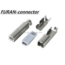 Wholesale Welding Line Type USB B/M 2.0 Plug