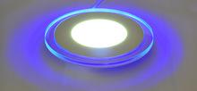 panel led lamp change color-15W High Power Round LED Panel Light