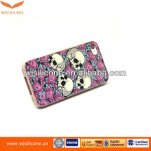 Skull printing cell phone cases