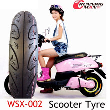 Tubeless Scooter Motorcycle Tyre 80/90-10