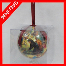 Popular sale 2015 old world christmas ornament with line