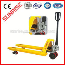 High quality manuel operated hand lifter
