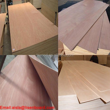 Full okoume phenolic plywoodd, phenolic 2mm plywood sheet boat plans