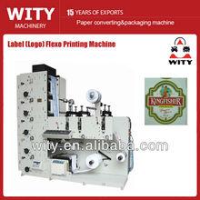 Label Flexo Printing Machine