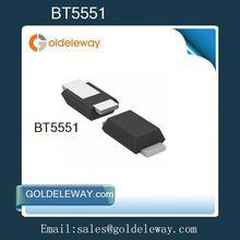 (electronic ICs chips)BT5551 BT5551,BT555,BT55,5551