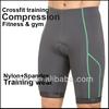 Quality Cycling shorts flatlock stitching
