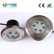 high quality high power greenlight IP67waterproof led underground light for garden use
