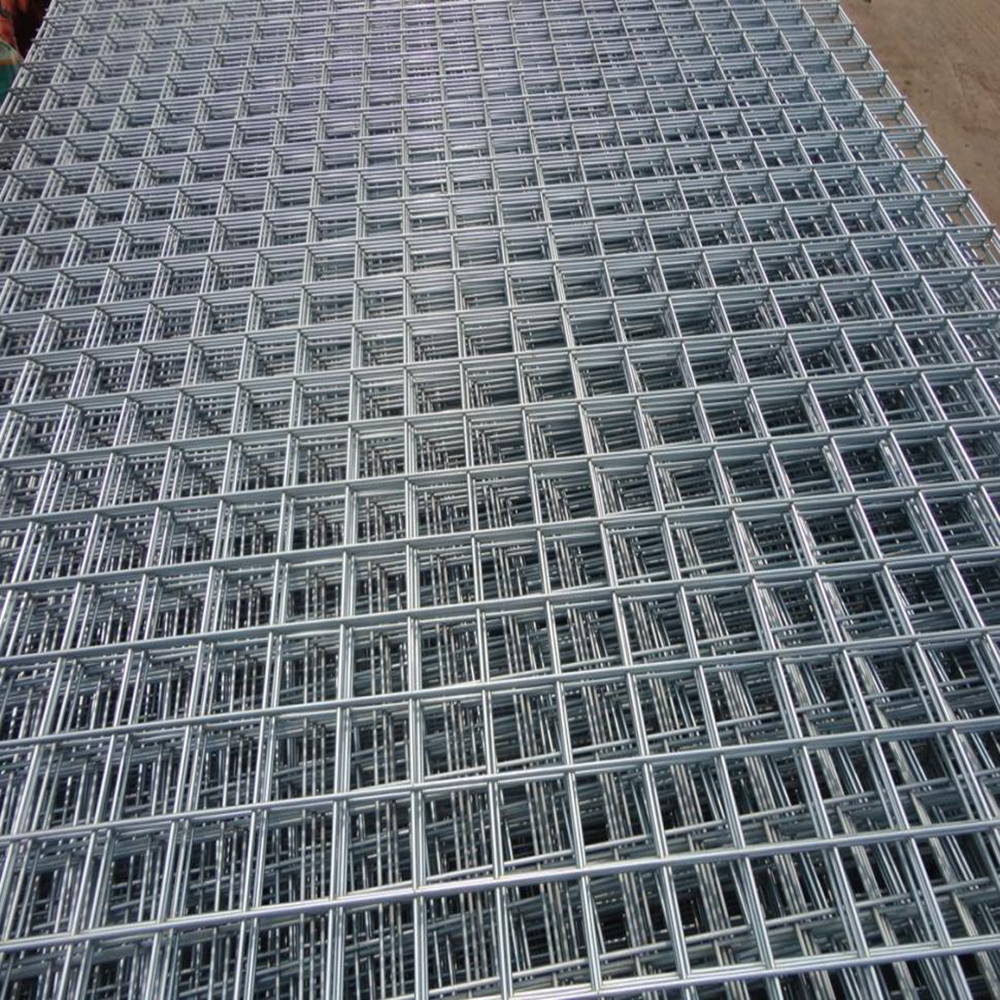 1 x 2 Welded Wire Fence: Custom Framed 4 x 4 Welded Wire at Borg ...