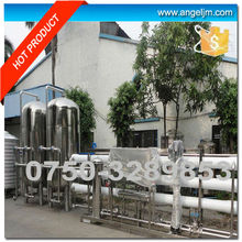 8 m3/h reverse osmosis ro water system purifying plant
