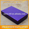 special paper emboss custom china packaging box