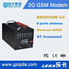 8 port gsm modem / SIM card modem for bulk sms gateway / GSM modem of automated voice messages price