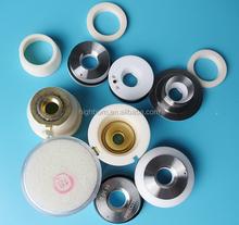 Precitec laser ceramics and nozzles