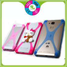 wholesale fashion cheap Universal cartoon Silicone phone Case&cell phone case