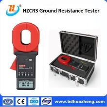 electric meter clamp digital ground resistance meter