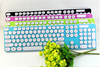 2015 Ruyiniao keyboard and mouse Hot sell new item wireless keyboard mouse combo come