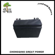 12 Volt 6.5ah Rechargeable Sealed Lead Acid Mf Motor Battery