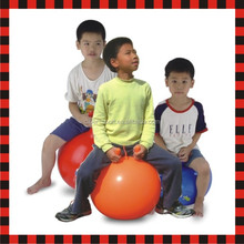 Pilates exercise gym fitness yoga toy pop jumping ball space hopper