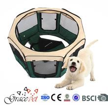 Dog outdoor and indoor playpen