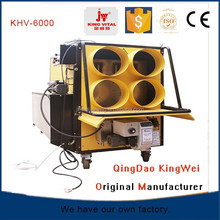 Alibaba express QINGDAO KING WEI kvh-6000 waste used oil heater for sale