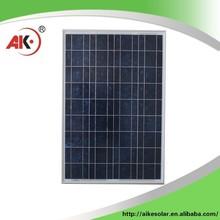 best quality transparent solar panel 60w poly price india