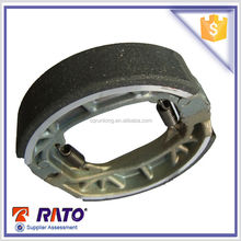 Hot sale cheap Chinese CG125cc motorcycle brake shoe 125cc motorcycle spare parts wholesale